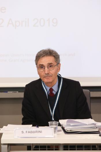 Sergio Fabrini (Luiss University)